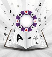 Poker book image